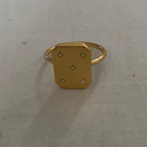 Madewell Constellation Ring